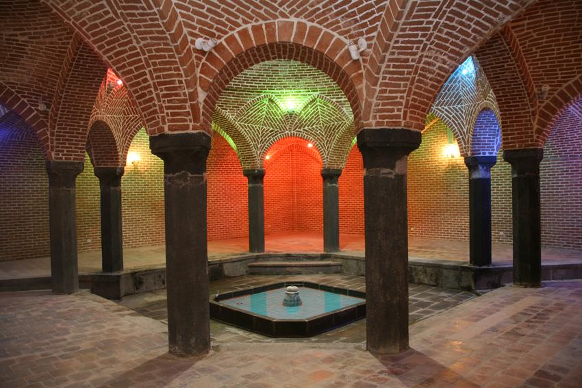 حمام شیخ سلماس