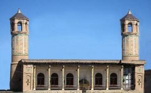 جاهای-دیدنی-کردستان-مسجد-دومناره-سقز-1